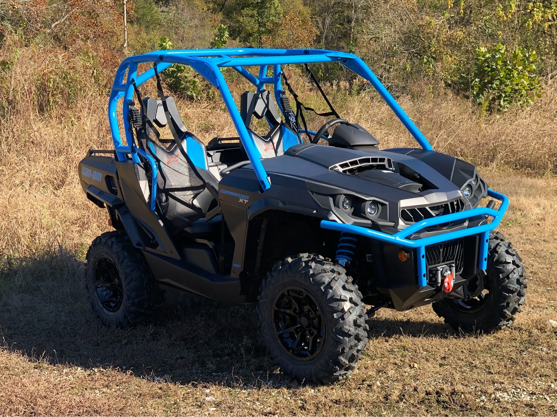 2020 Can-Am Commander XT 800R in Harrison, Arkansas - Photo 1
