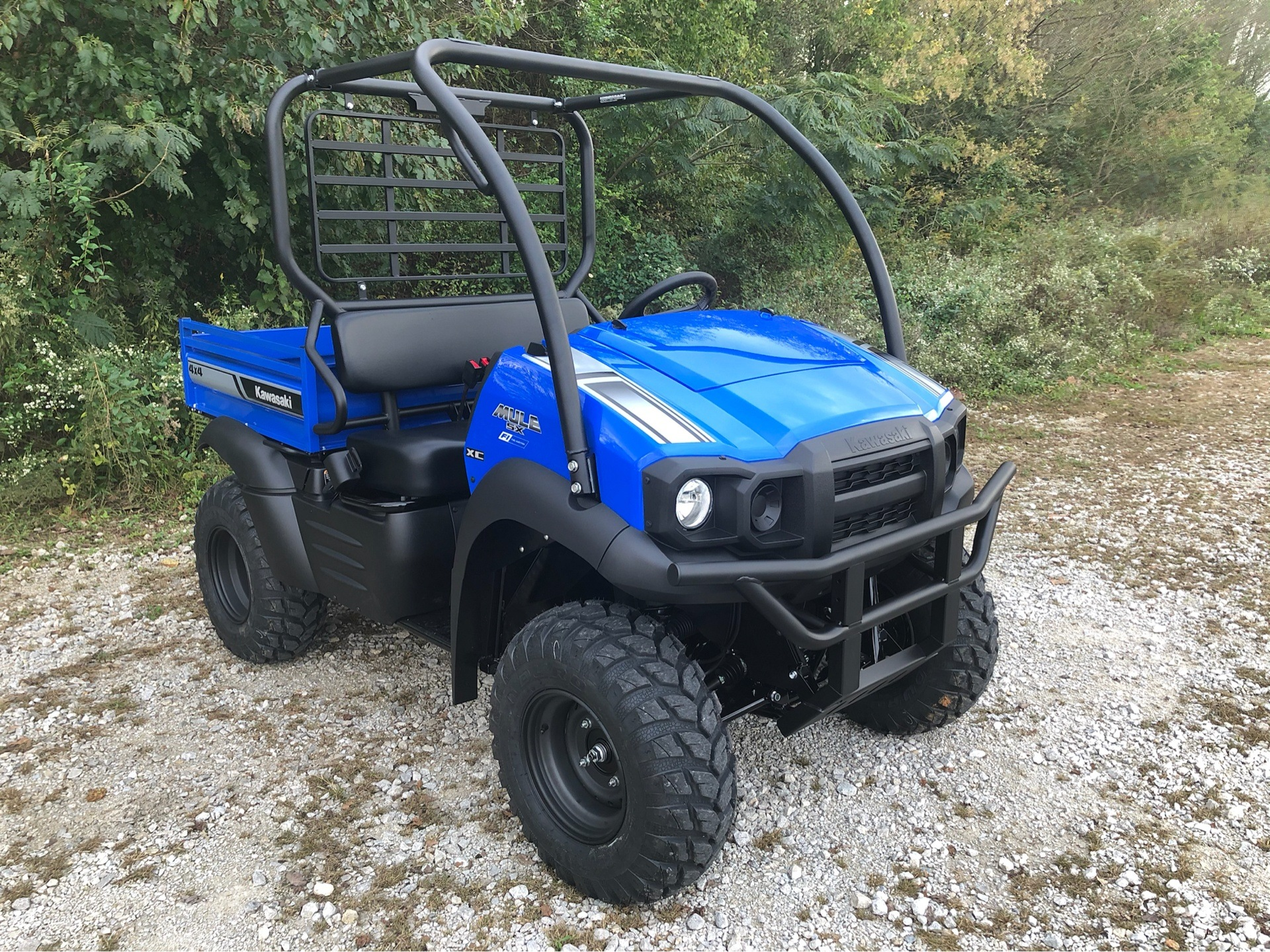 2020 Kawasaki Mule SX 4X4 XC FI in Harrison, Arkansas - Photo 1