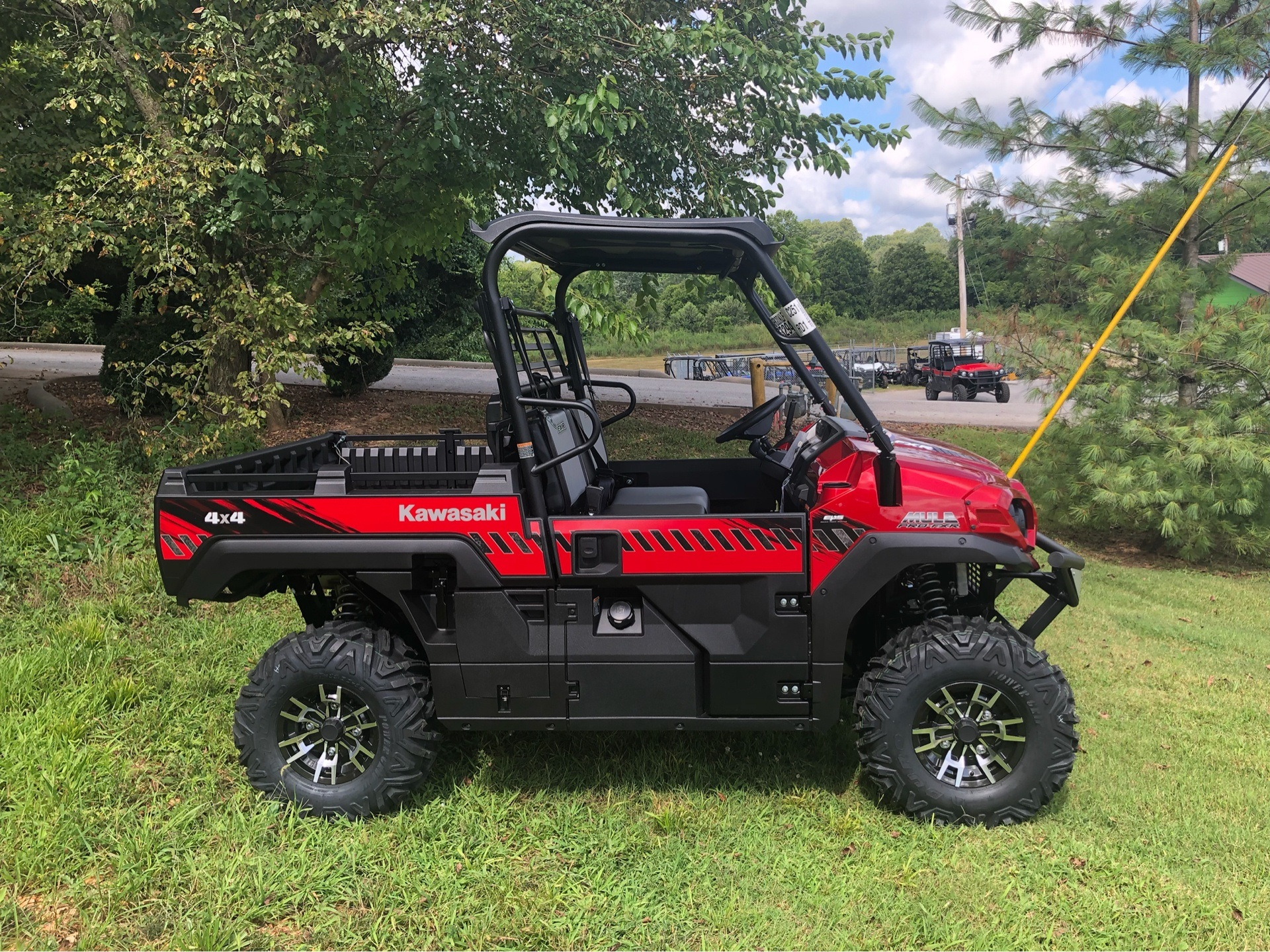 2020 Kawasaki Mule PRO-FXR in Harrison, Arkansas - Photo 4