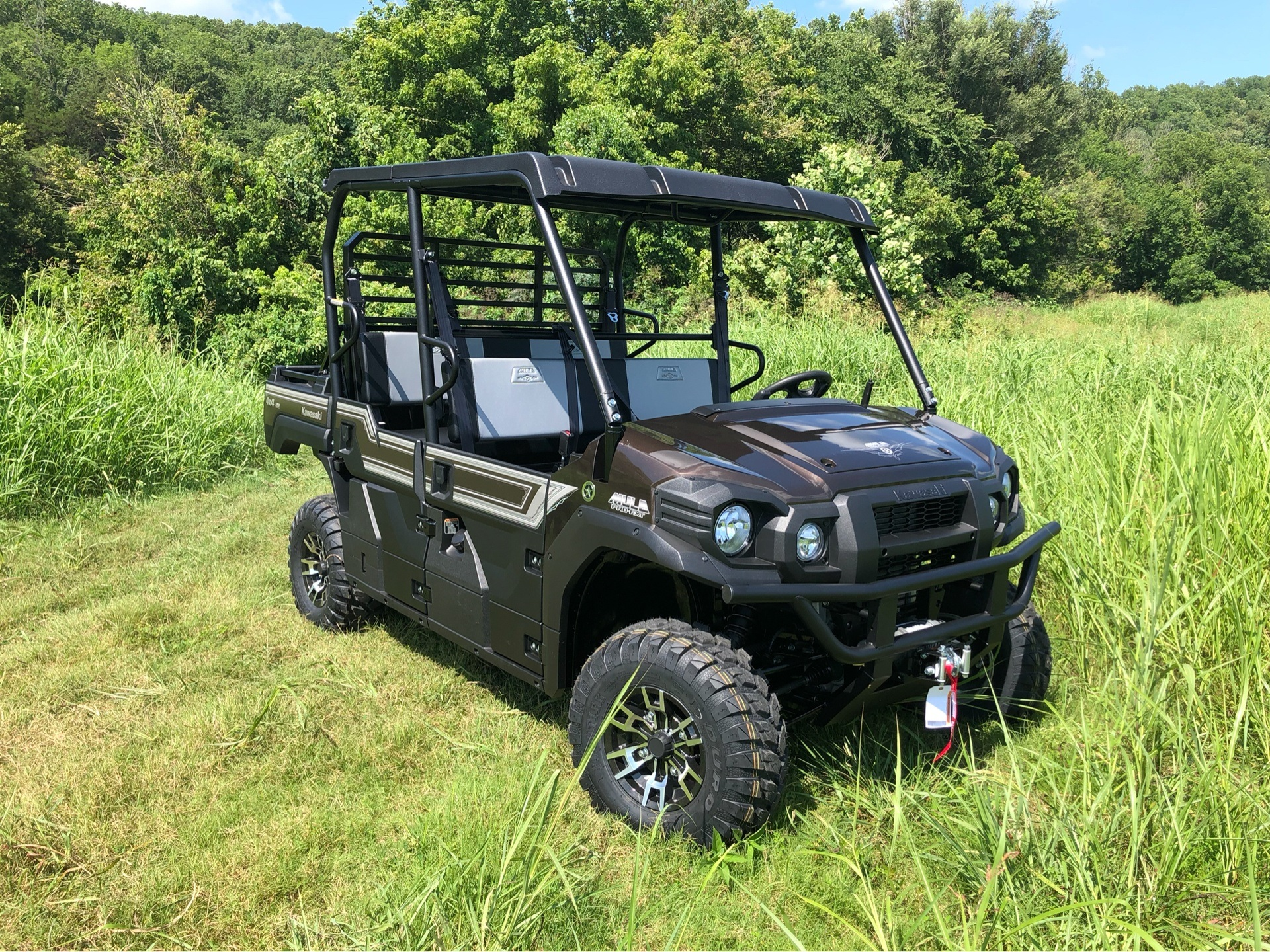 2020 Kawasaki Mule PRO-FXT Ranch Edition for sale 158649