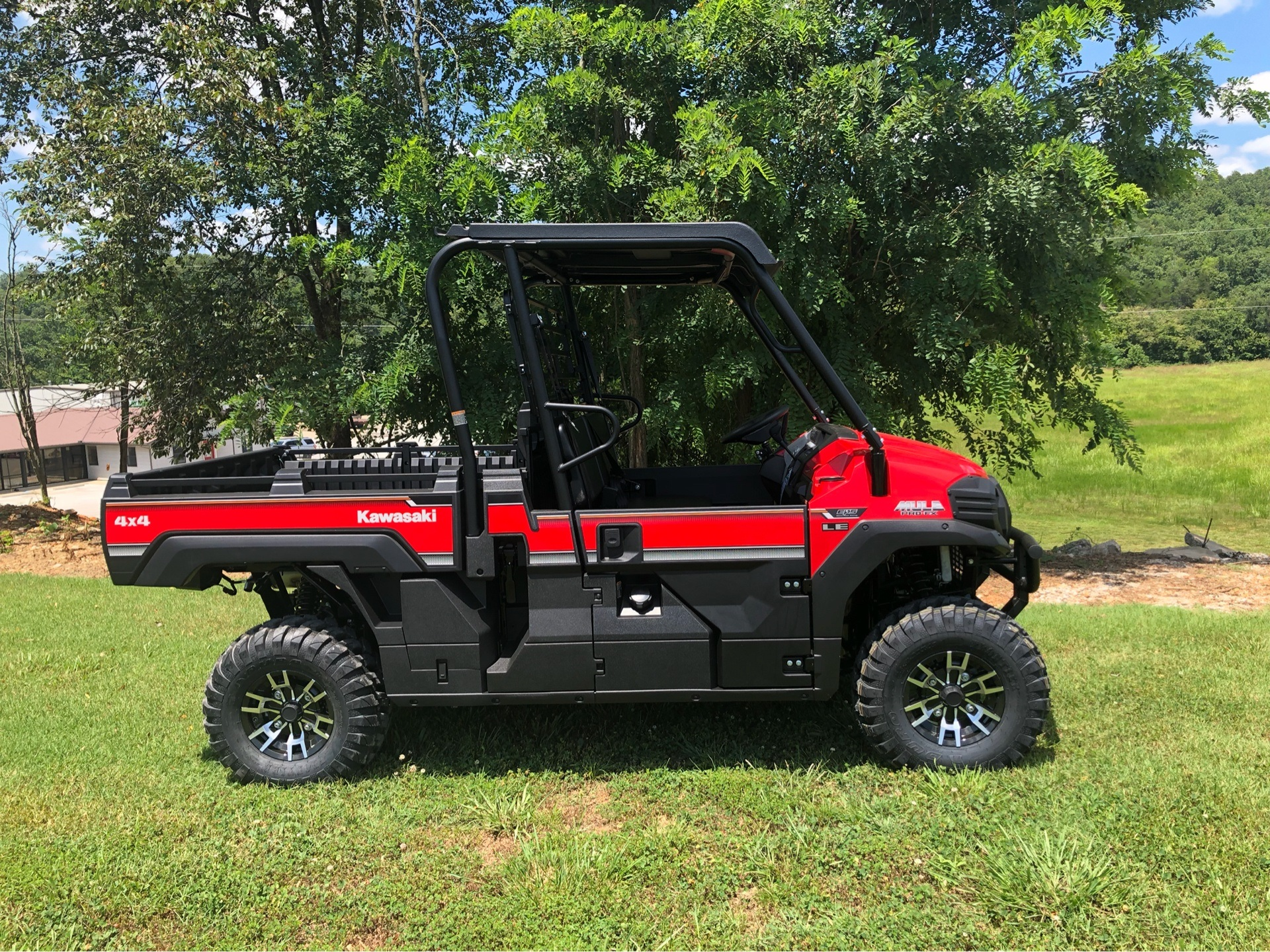 2020 Kawasaki Mule PRO-FX EPS LE in Harrison, Arkansas - Photo 2