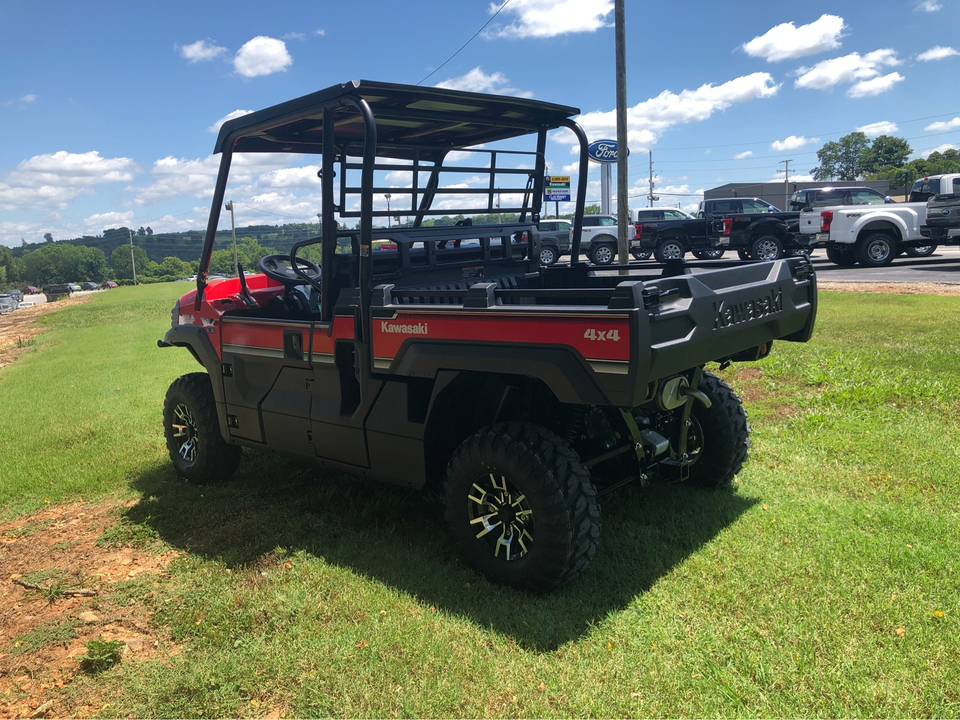2020 Kawasaki Mule PRO-FX EPS LE in Harrison, Arkansas - Photo 3