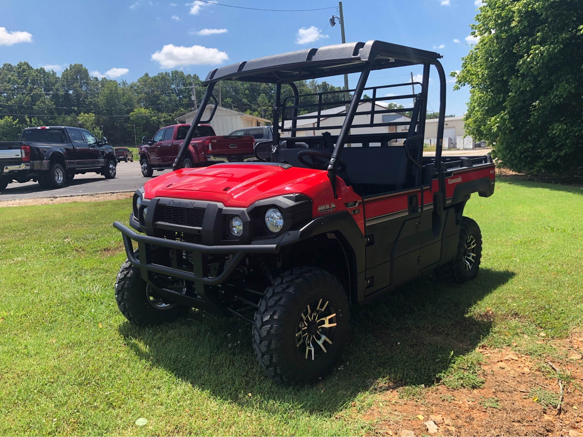 2020 Kawasaki Mule PRO-FX EPS LE in Harrison, Arkansas - Photo 4
