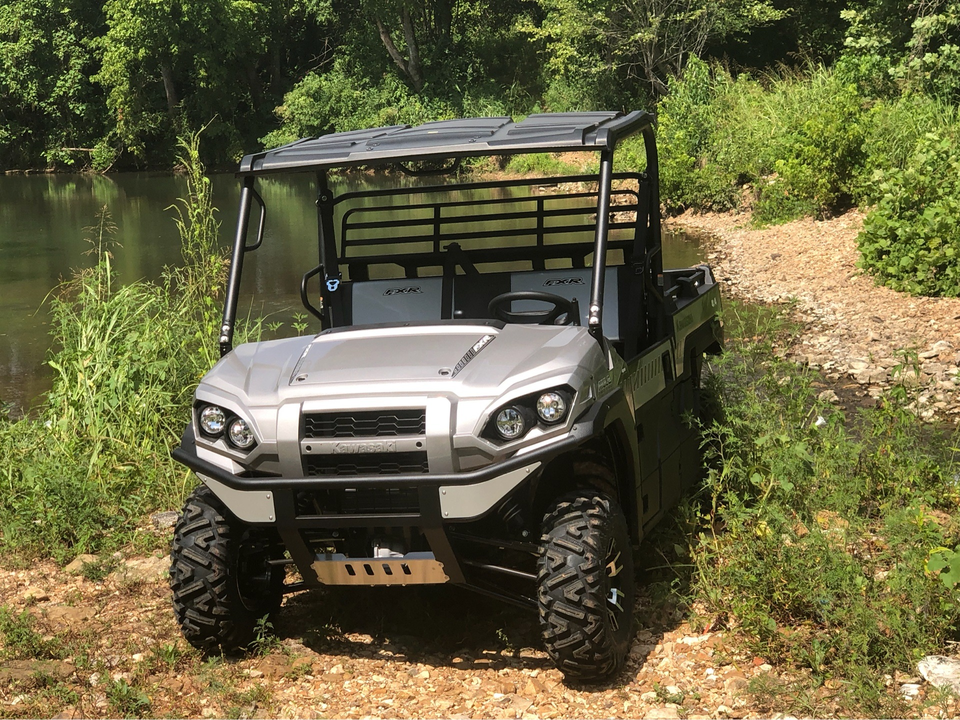 2019 Kawasaki Mule PRO-FXR in Harrison, Arkansas - Photo 1