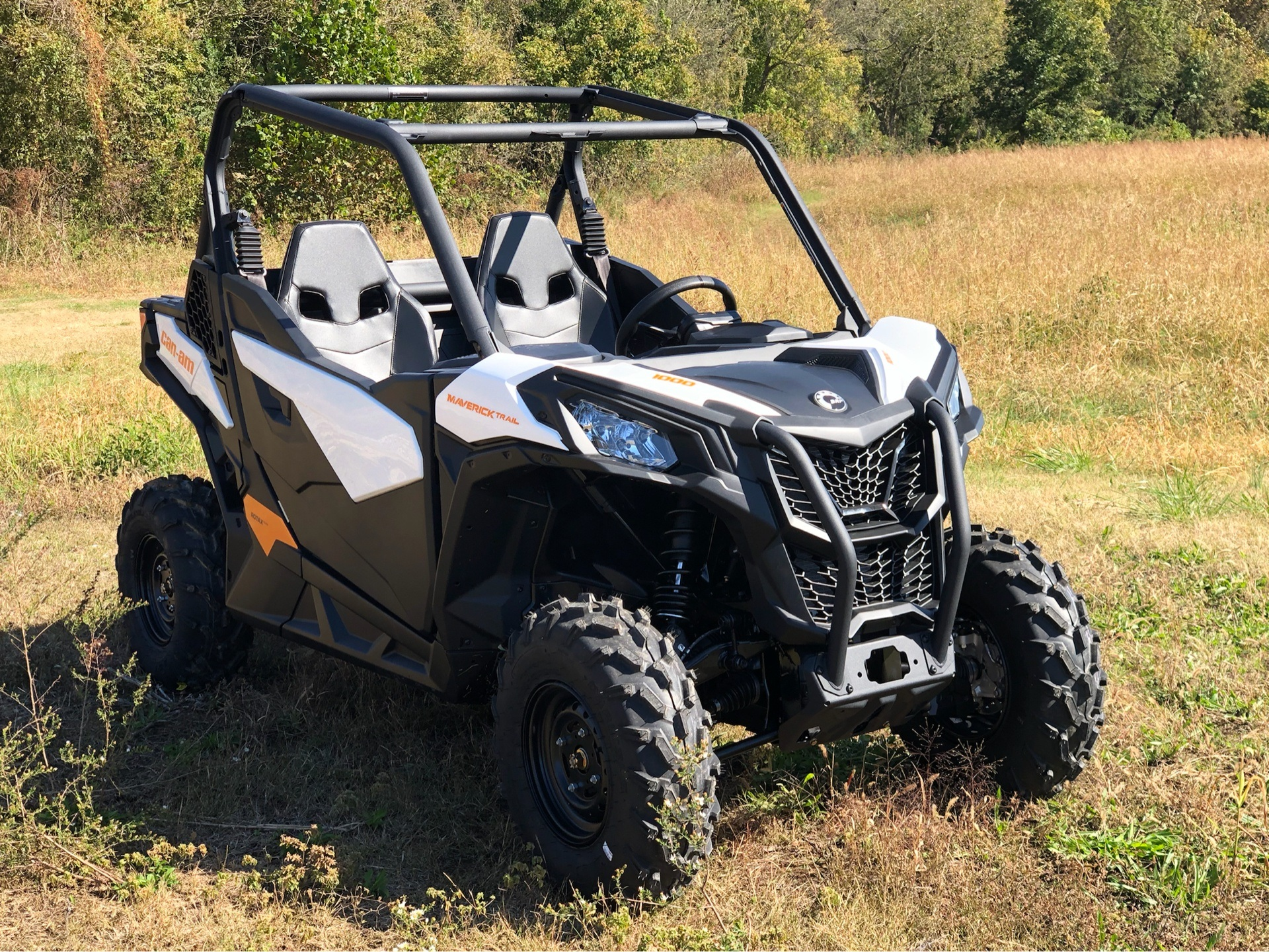 2020 Can-Am Maverick Trail 1000 in Harrison, Arkansas - Photo 1