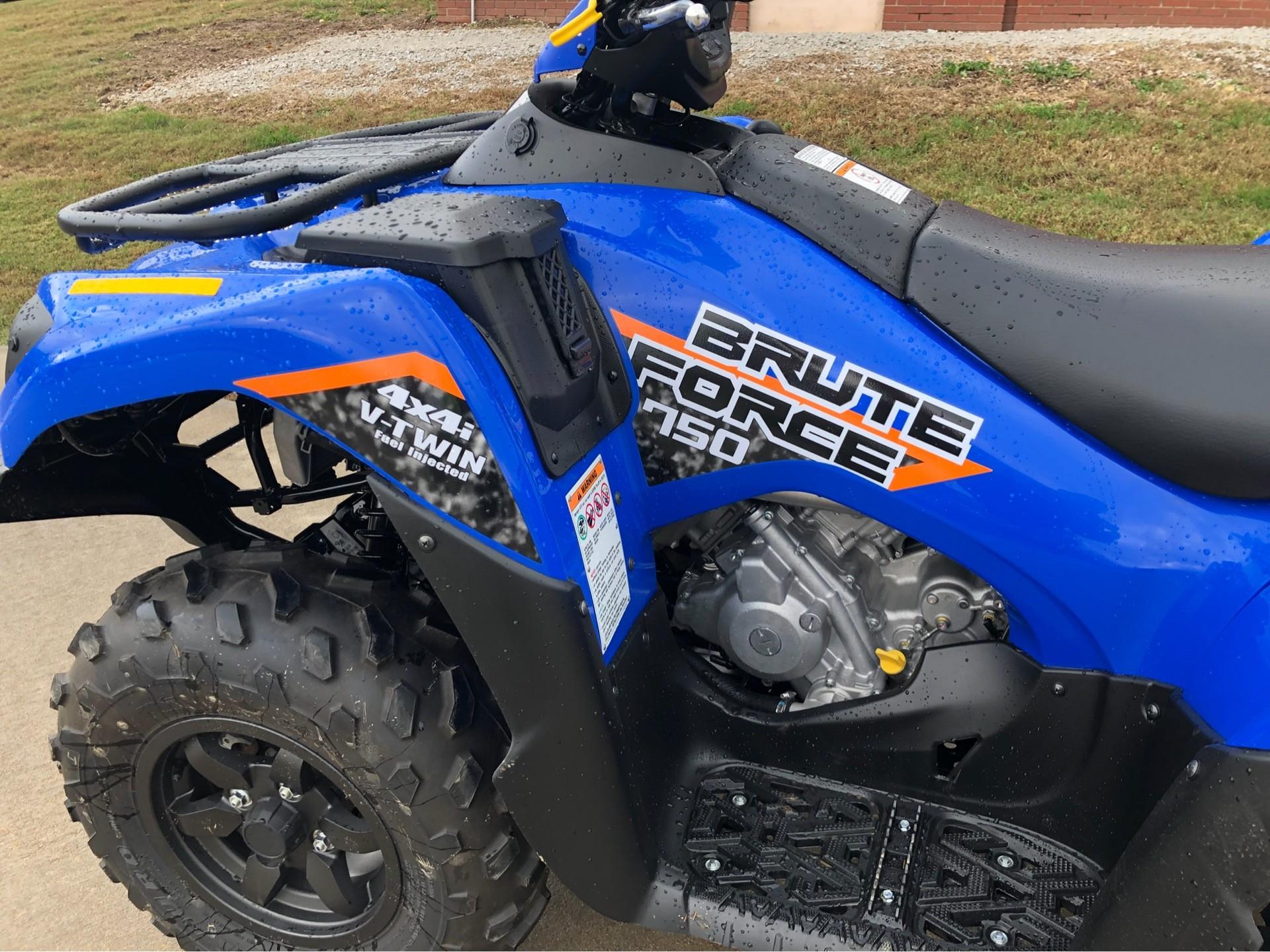 2019 Kawasaki Brute Force 750 4x4i EPS 3