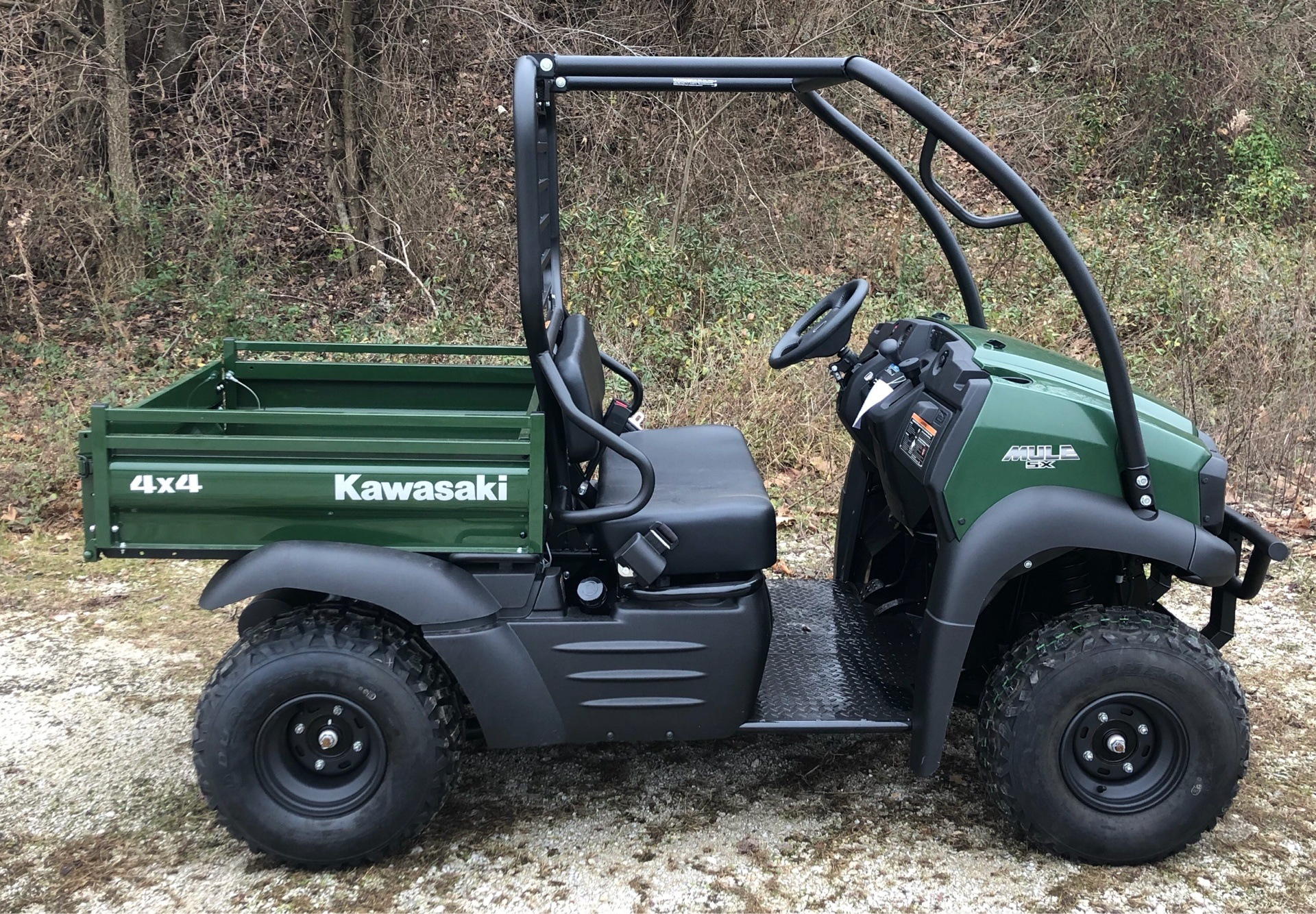 2019 Kawasaki Mule SX 4X4 in Harrison, Arkansas - Photo 2