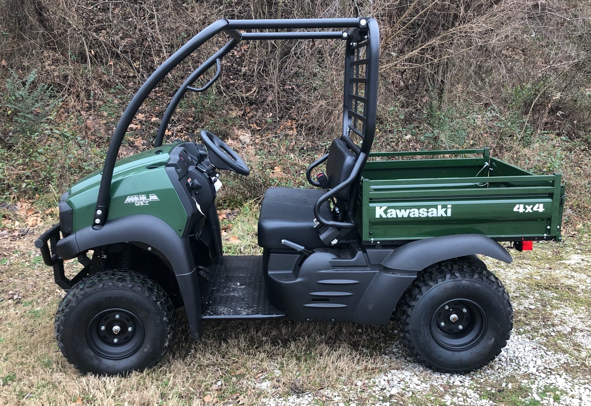 2019 Kawasaki Mule SX 4X4 in Harrison, Arkansas - Photo 4