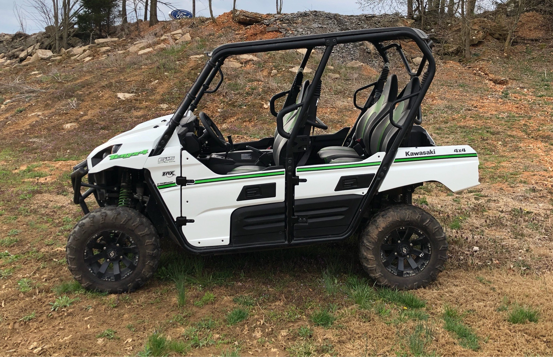 2016 Kawasaki Teryx4 in Harrison, Arkansas - Photo 4