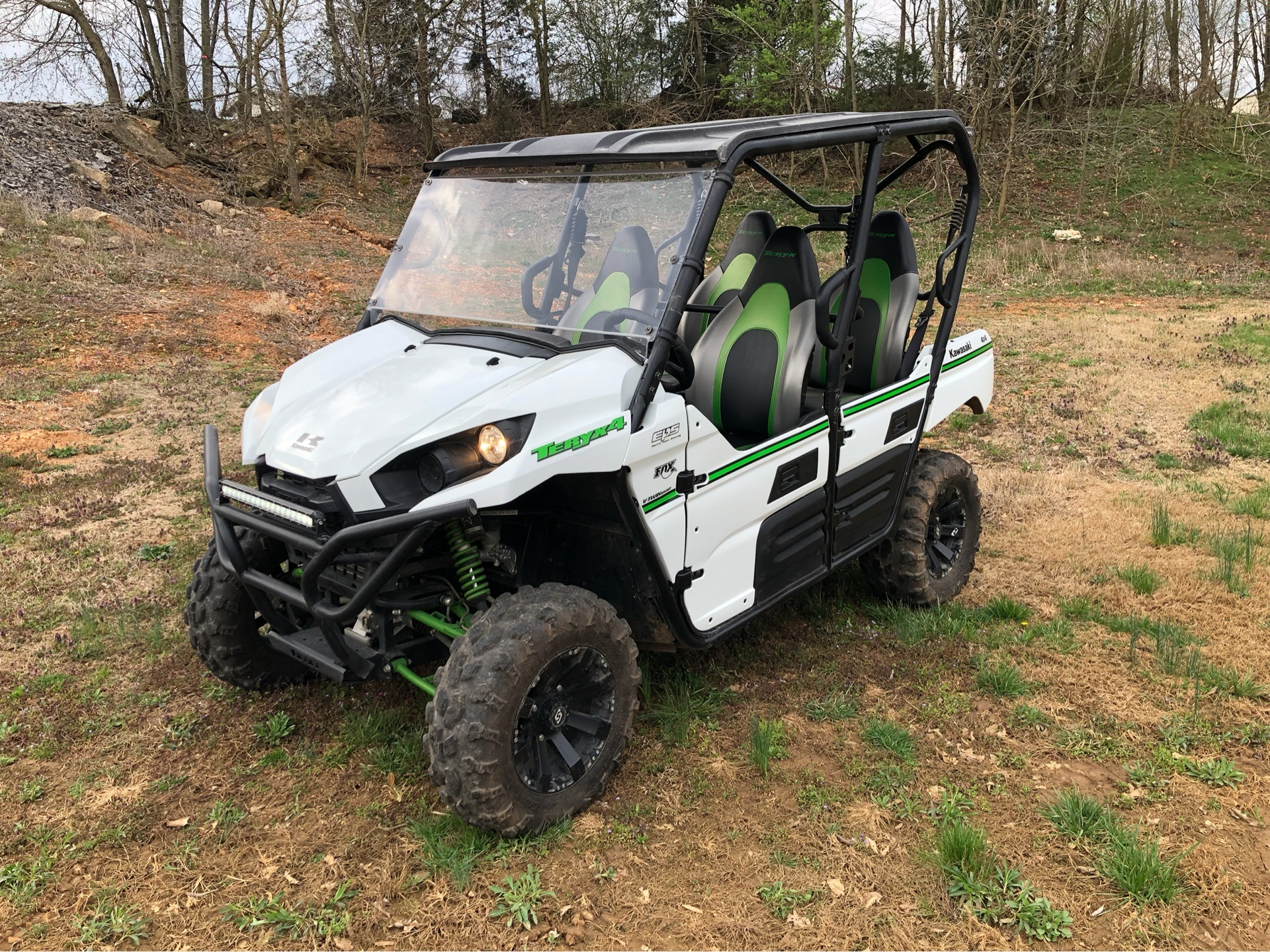 2016 Kawasaki Teryx4 in Harrison, Arkansas - Photo 3