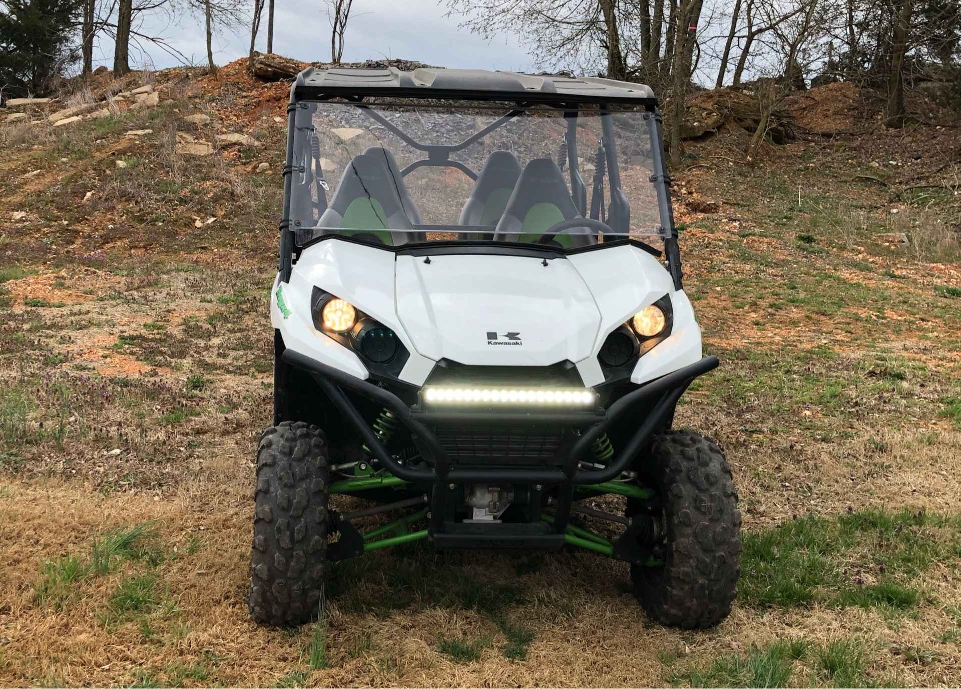 2016 Kawasaki Teryx4 in Harrison, Arkansas - Photo 5