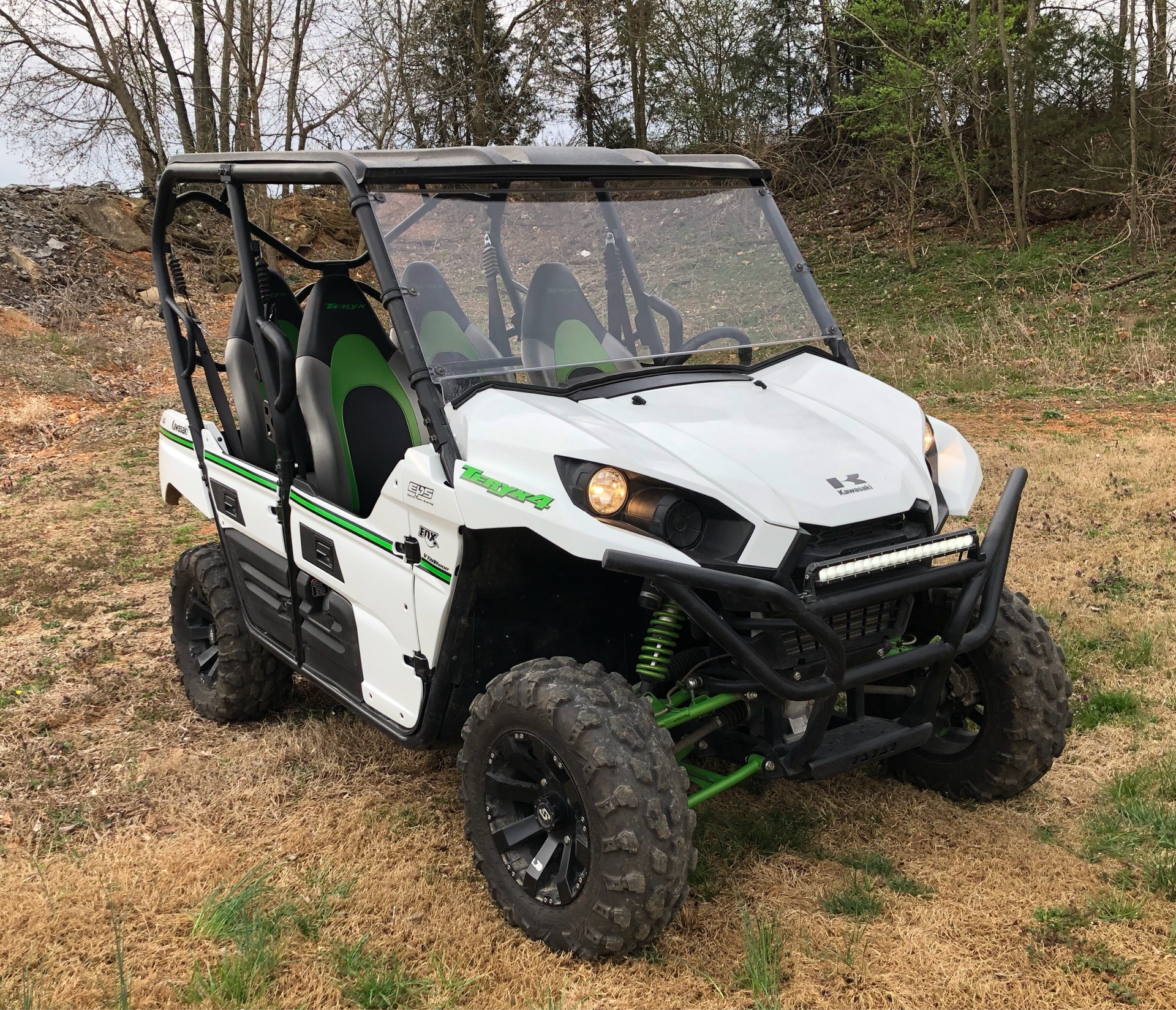 2016 Kawasaki Teryx4 in Harrison, Arkansas - Photo 1
