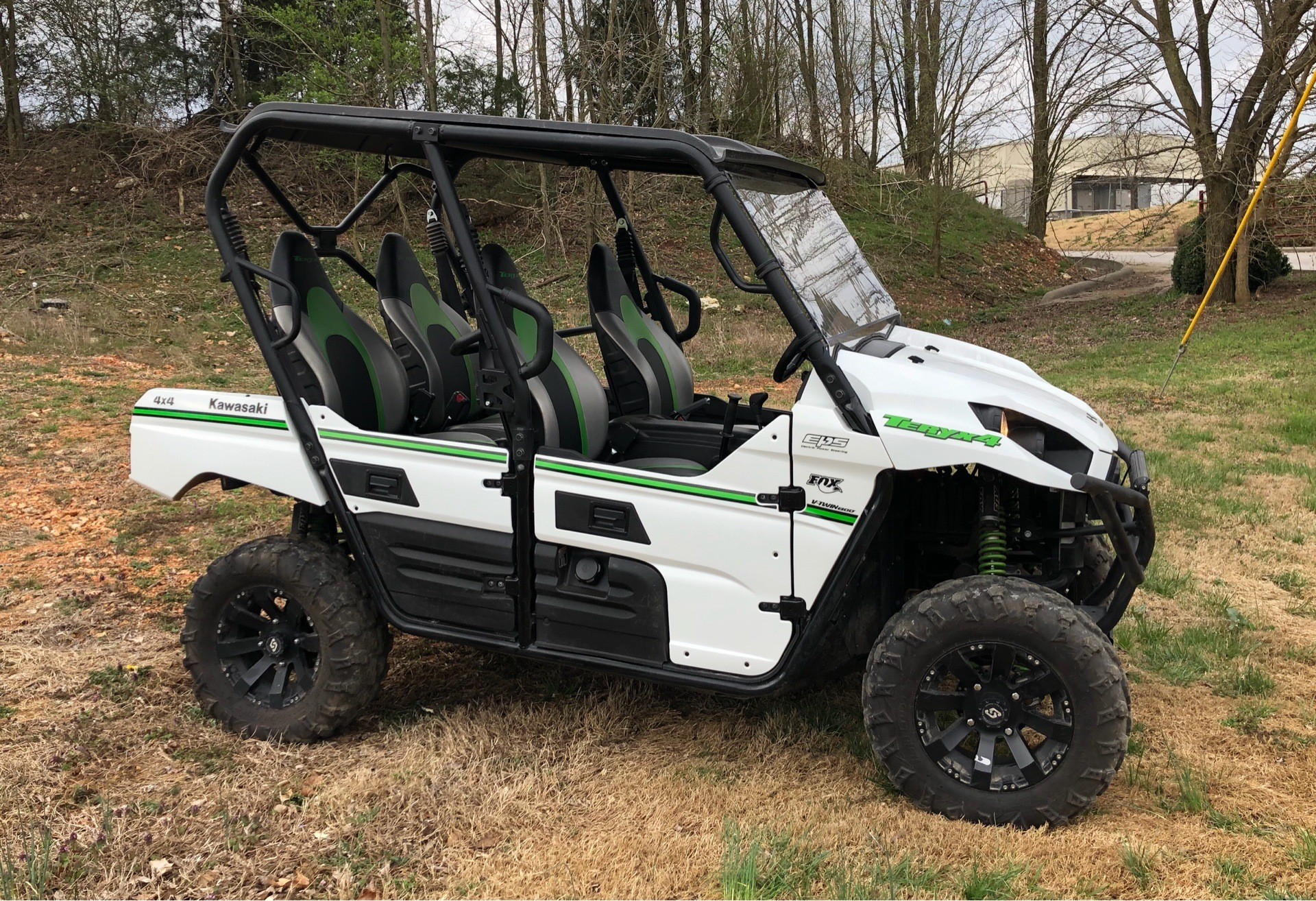 2016 Kawasaki Teryx4 in Harrison, Arkansas - Photo 2