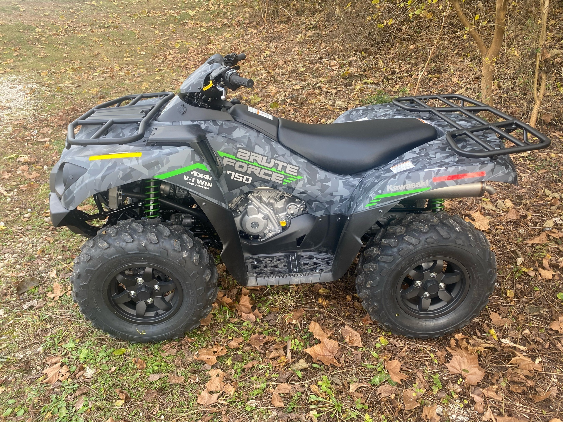 2021 Kawasaki Brute Force 750 4x4i EPS in Harrison, Arkansas - Photo 4