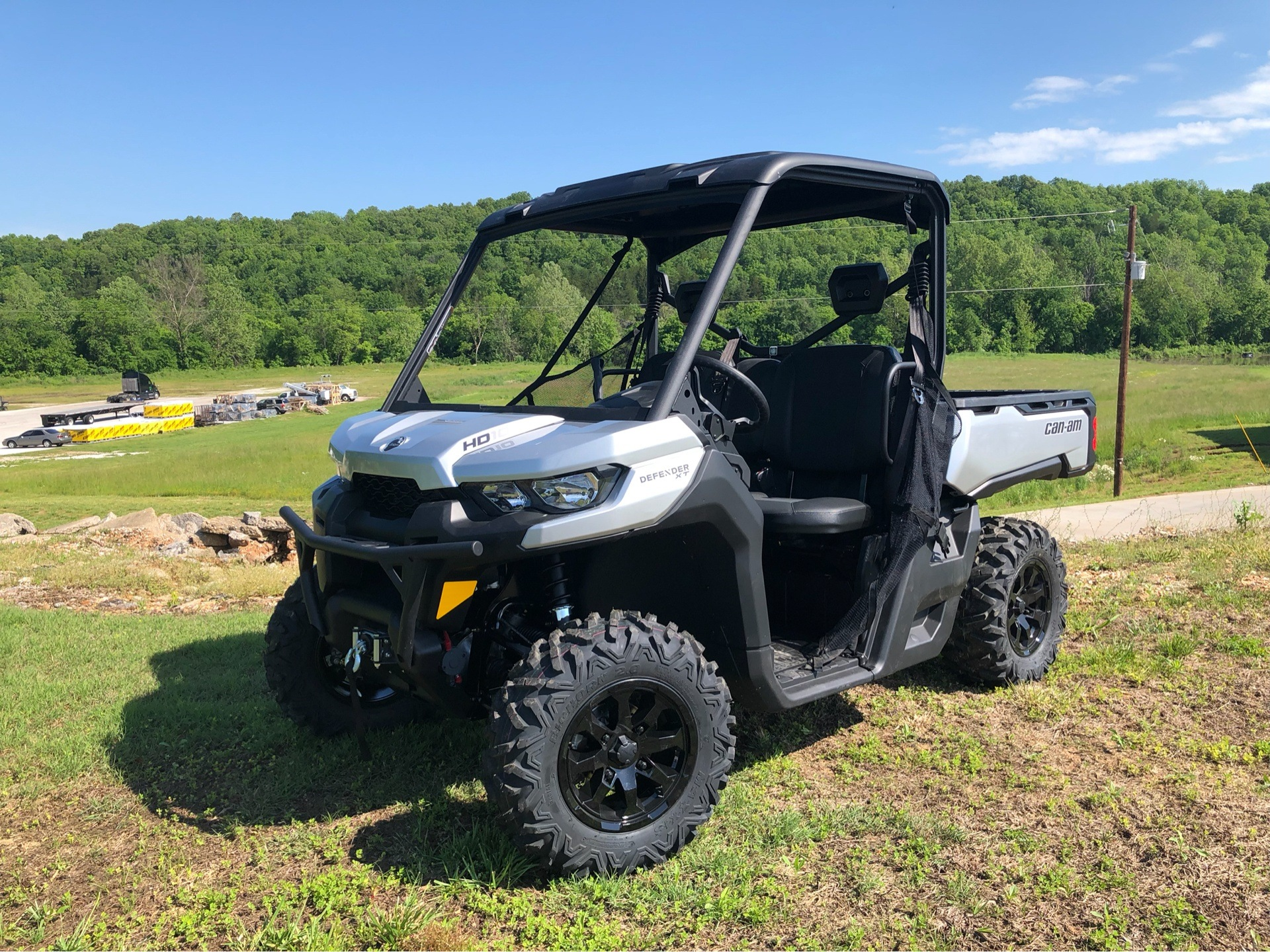 2019 Can-Am Defender XT HD10 in Harrison, Arkansas - Photo 4