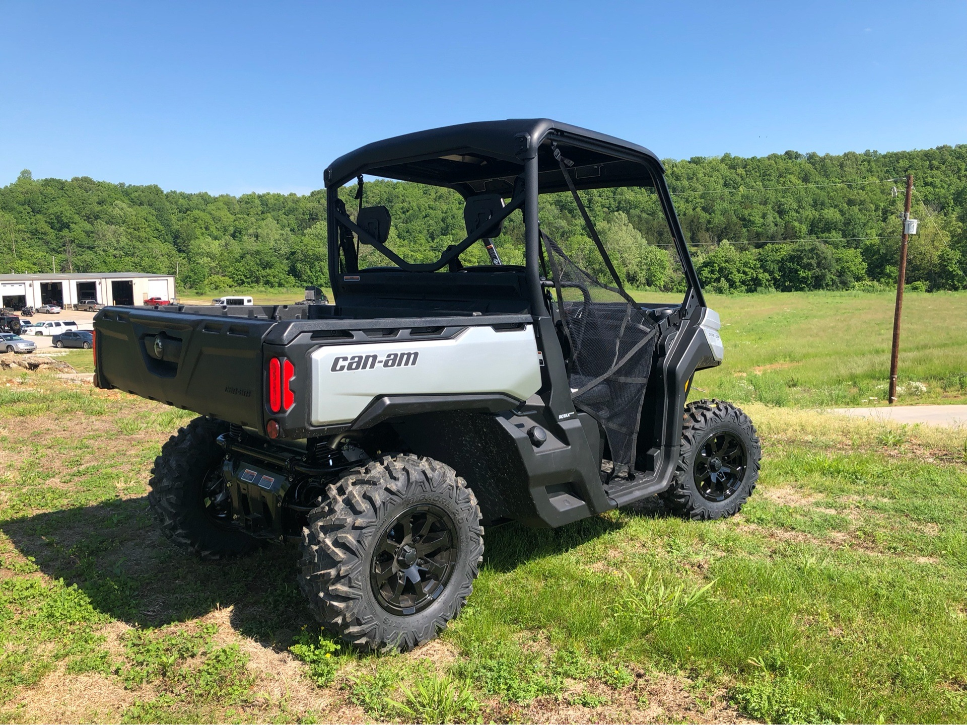 2019 Can-Am Defender XT HD10 in Harrison, Arkansas - Photo 5