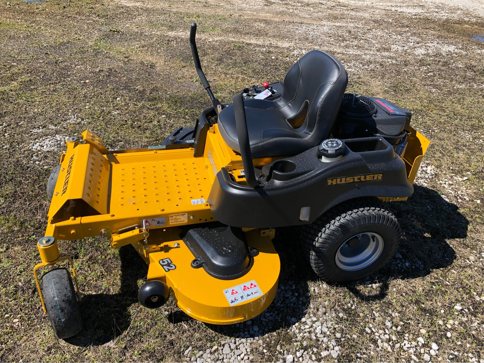 2019 Hustler Turf Equipment Raptor 52 in. Kawasaki 23 hp in Harrison, Arkansas - Photo 2