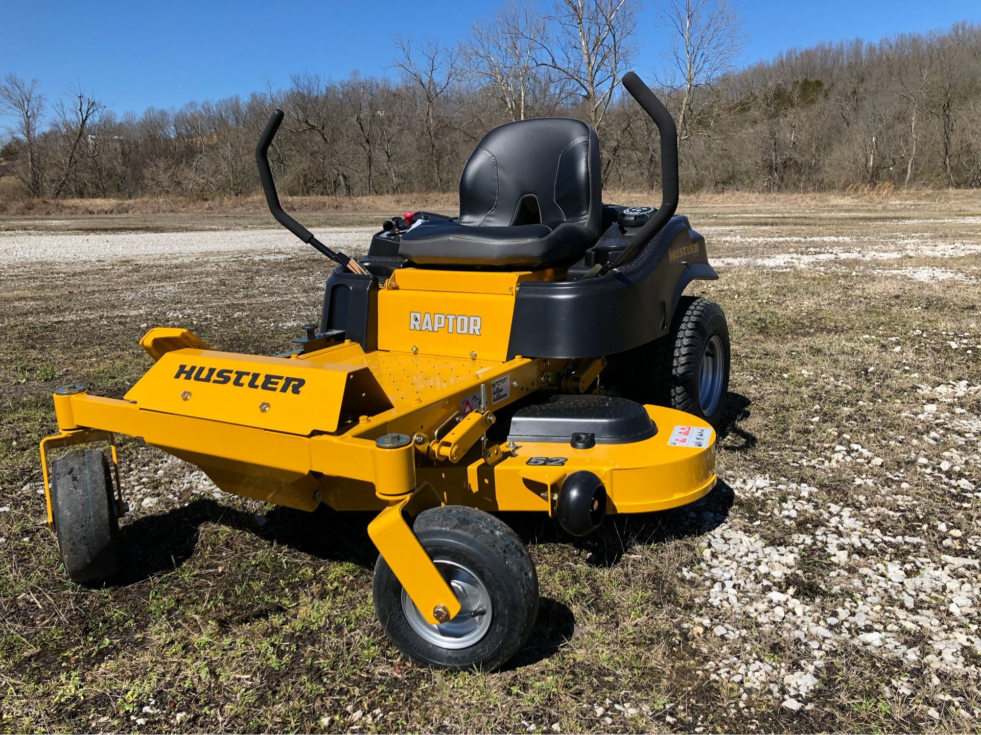 2019 Hustler Turf Equipment Raptor 52 in. Kawasaki 23 hp in Harrison, Arkansas - Photo 3