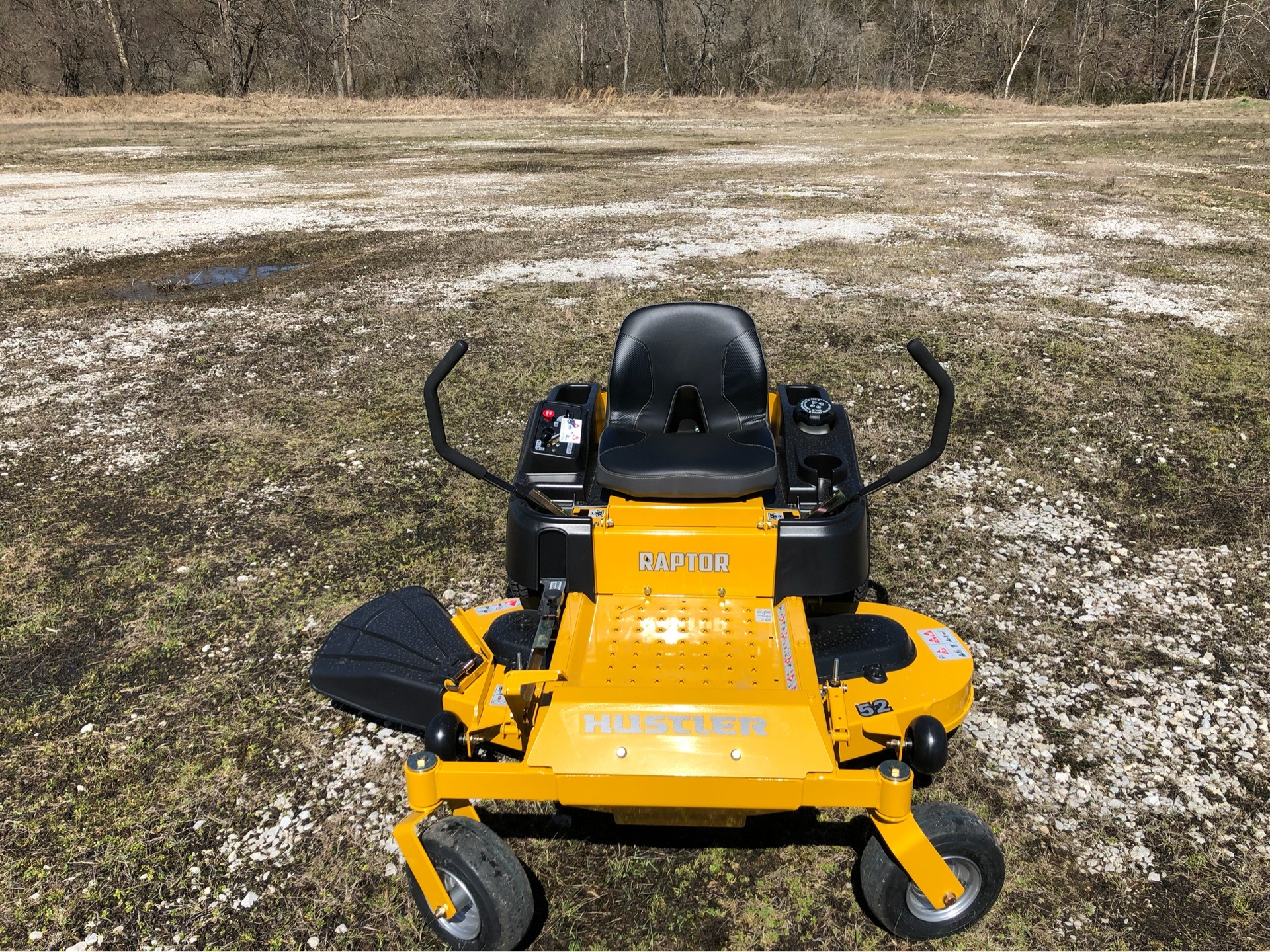 2019 Hustler Turf Equipment Raptor 52 in. Kawasaki 23 hp in Harrison, Arkansas - Photo 4