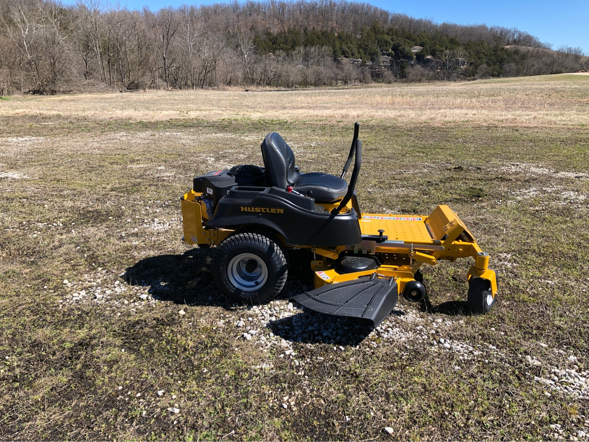 2019 Hustler Turf Equipment Raptor 52 in. Kawasaki 23 hp in Harrison, Arkansas - Photo 5