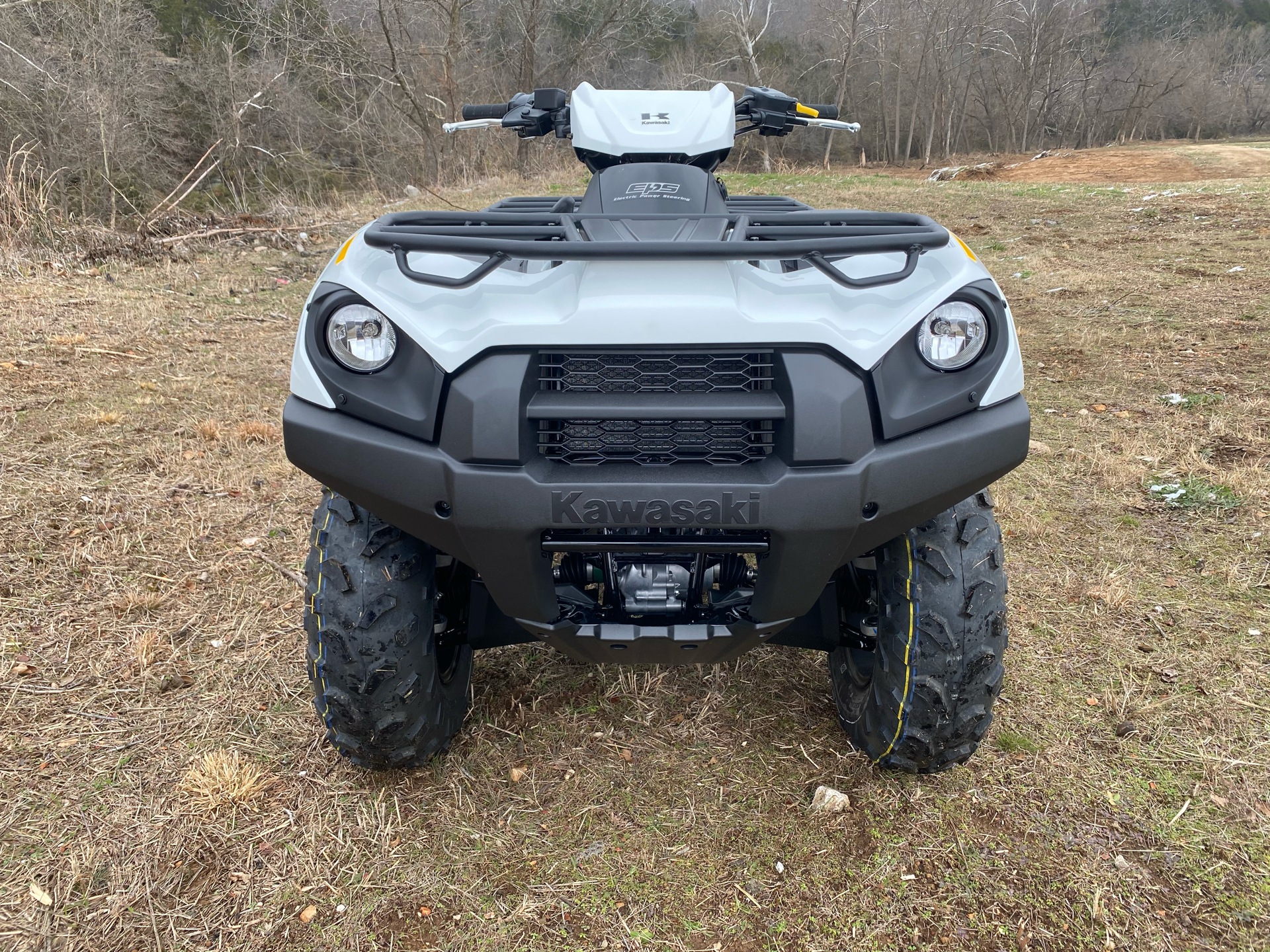 2021 Kawasaki Brute Force 750 4x4i EPS in Harrison, Arkansas - Photo 7