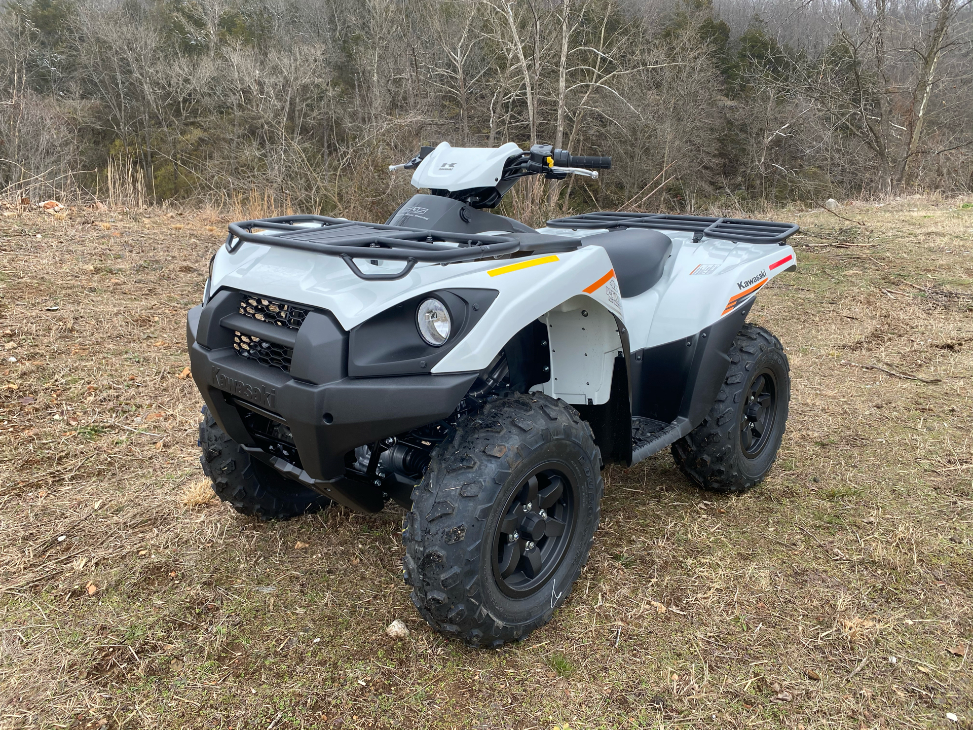 2021 Kawasaki Brute Force 750 4x4i EPS in Harrison, Arkansas - Photo 8