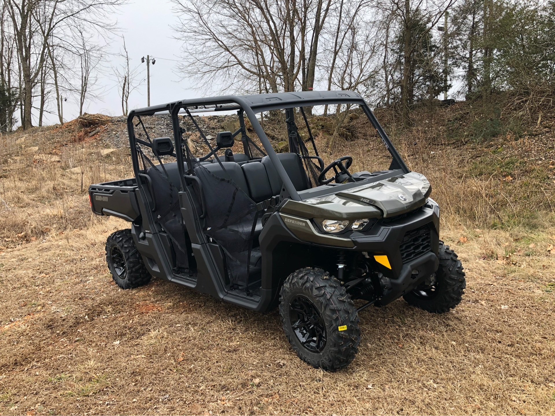 2020 Can-Am Defender MAX DPS HD8 in Harrison, Arkansas - Photo 4