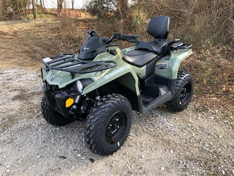 2020 Can-Am Outlander MAX DPS 450 in Harrison, Arkansas - Photo 2