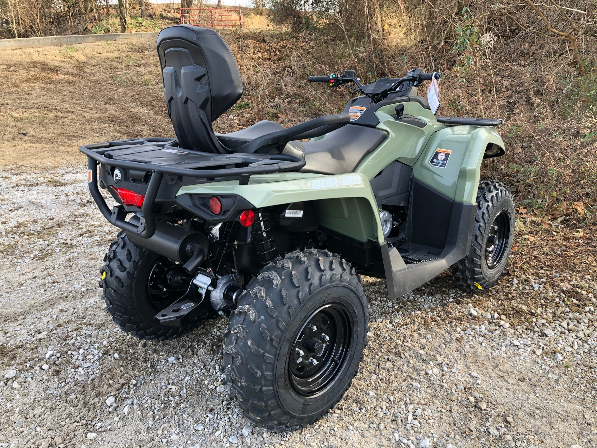 2020 Can-Am Outlander MAX DPS 450 in Harrison, Arkansas - Photo 6