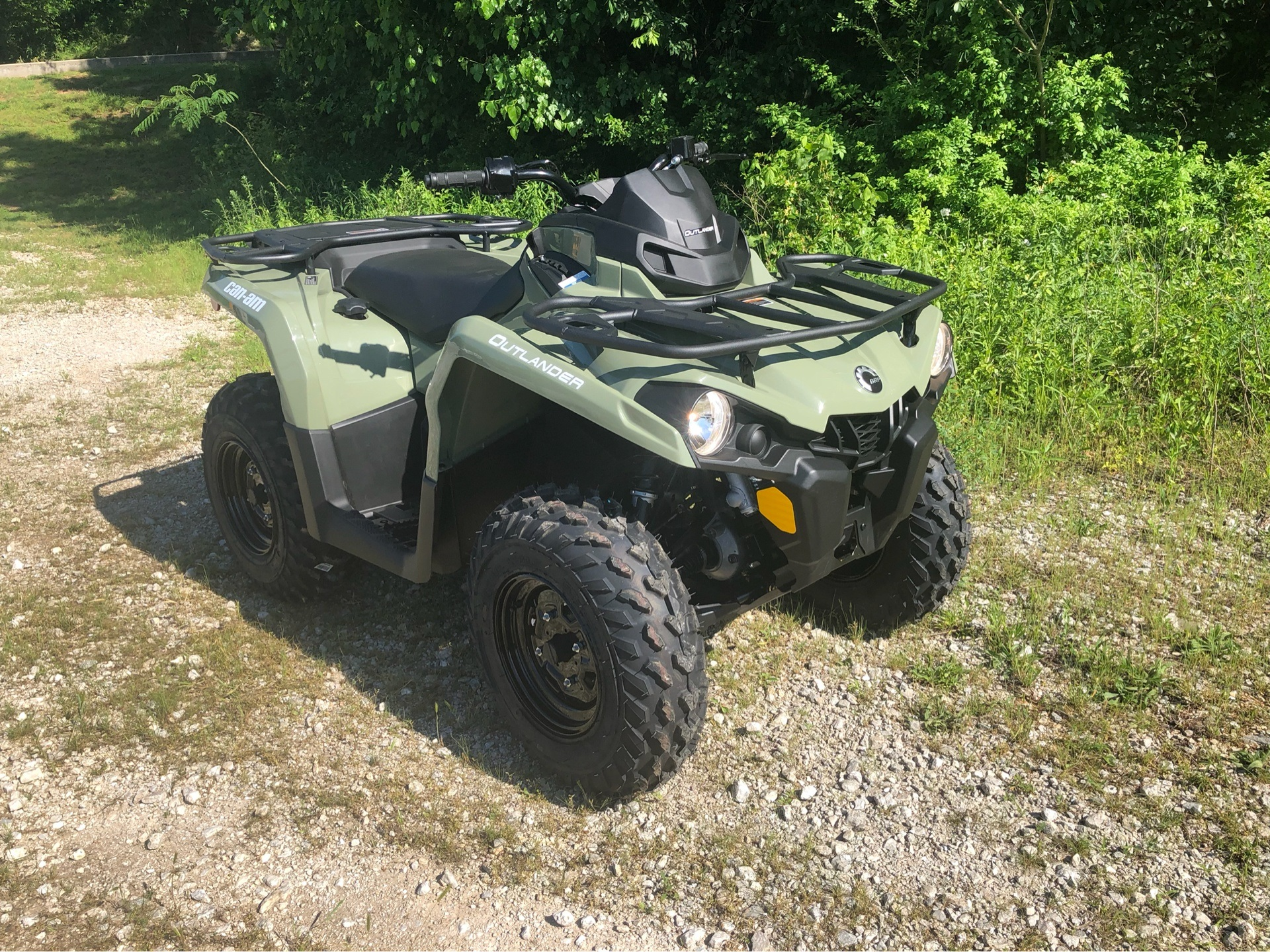 2019 Can-Am Outlander 450 in Harrison, Arkansas - Photo 1