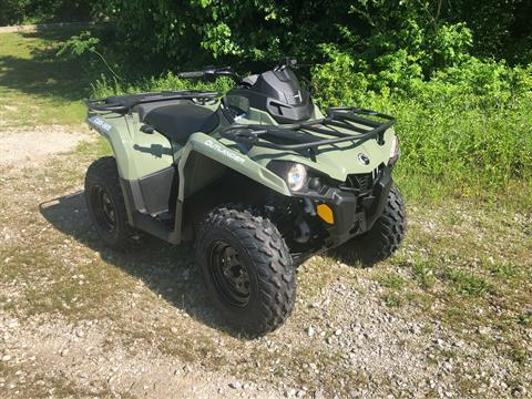 2019 Can-Am Outlander 450 in Harrison, Arkansas