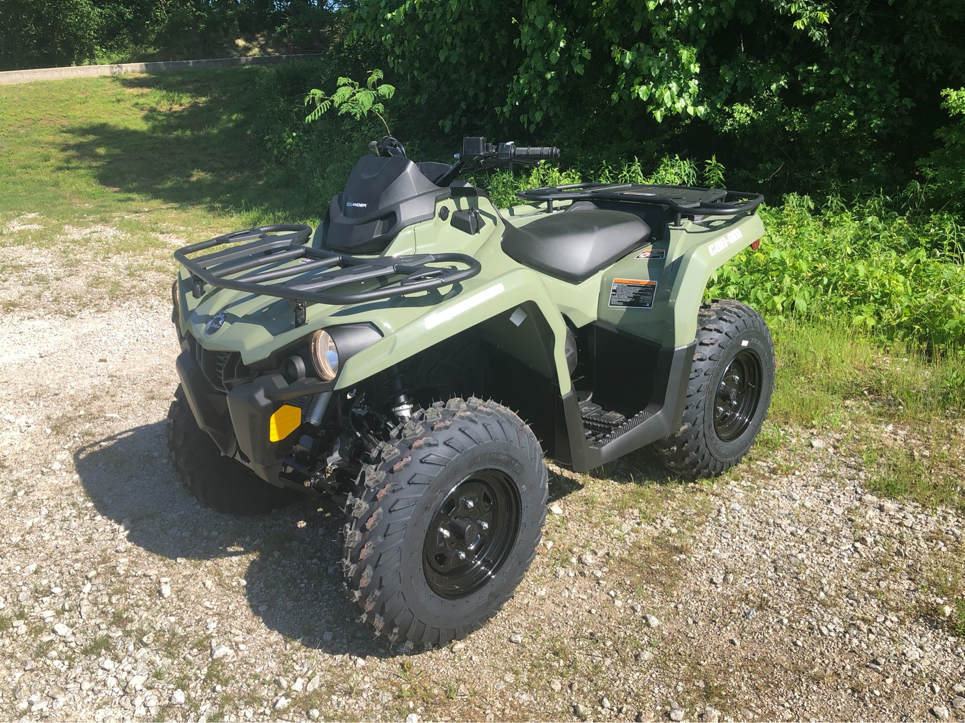 2019 Can-Am Outlander 450 in Harrison, Arkansas - Photo 3