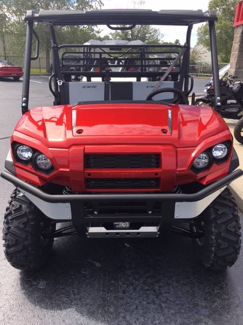 2018 Kawasaki Mule PRO-FXR in Florence, South Carolina