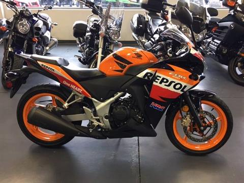 2013 Honda CBR®250R in Florence, South Carolina