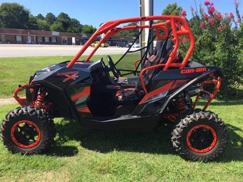 2016 Can-Am Maverick X rs Turbo in Florence, South Carolina
