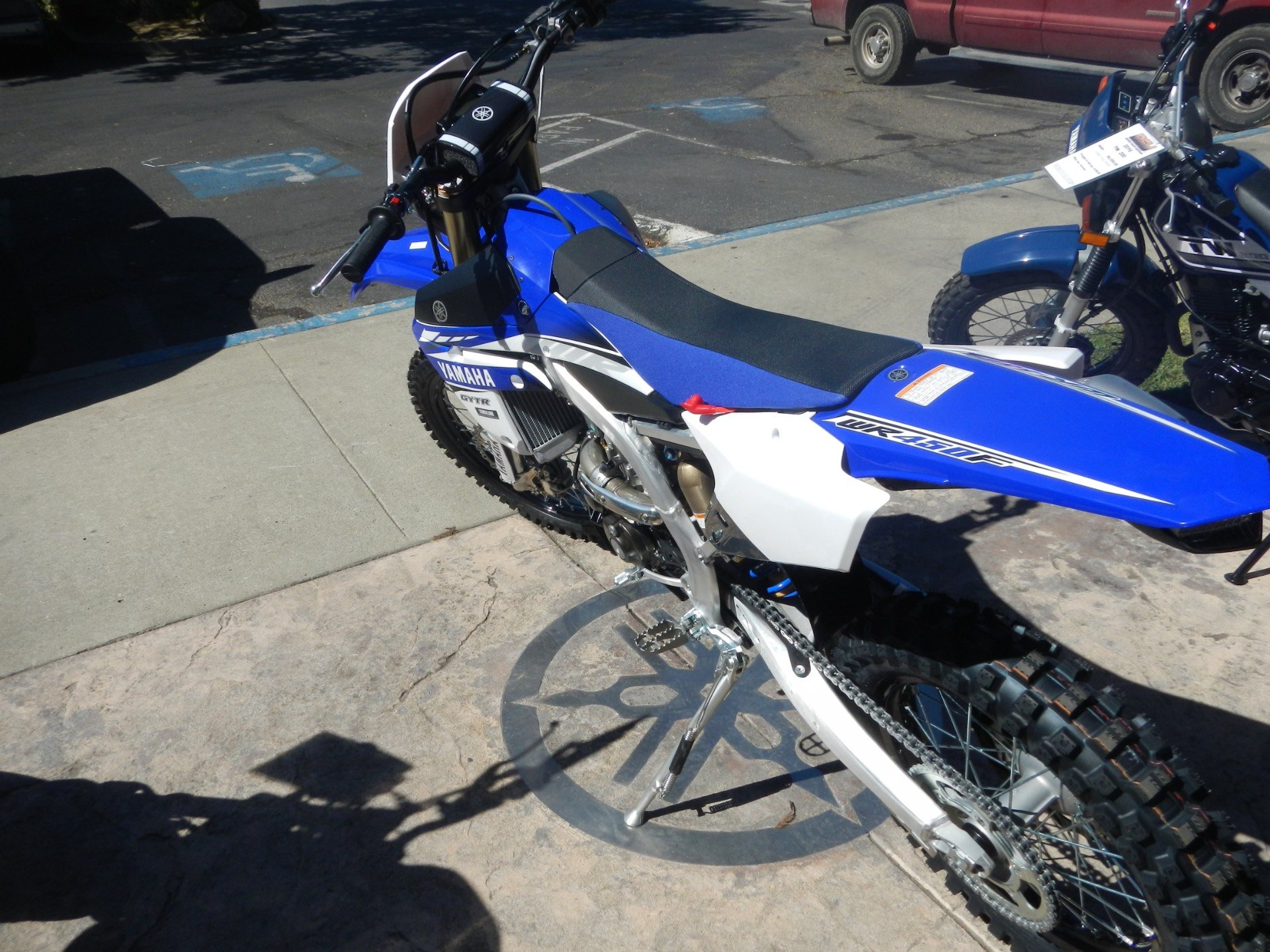 2017 Yamaha WR450F in Modesto, California - Photo 3