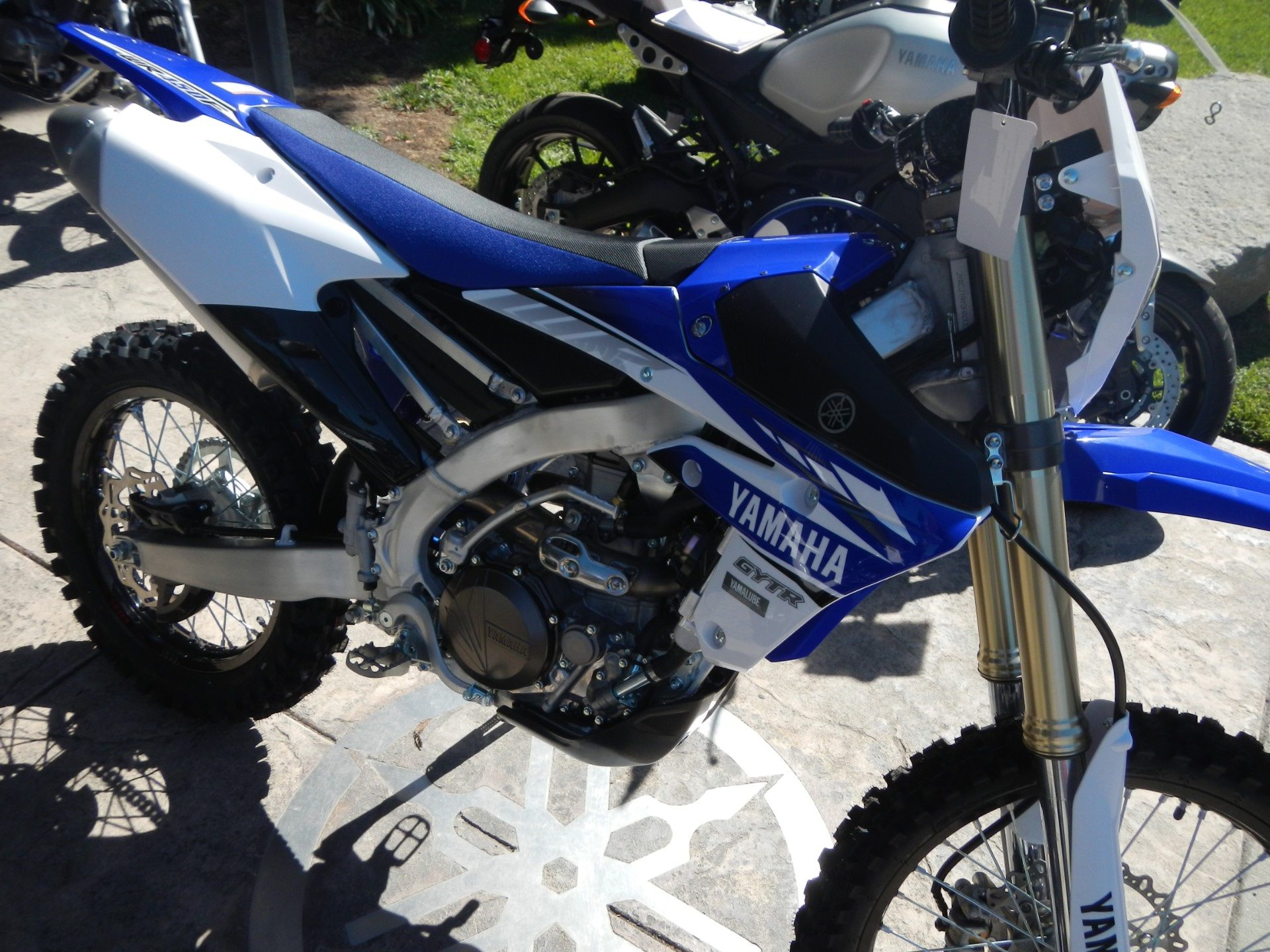 2017 Yamaha WR450F in Modesto, California - Photo 7