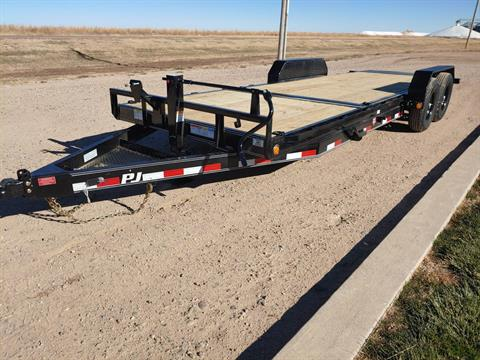 2021 PJ Trailers 22' EQUIPMENT TILT in Montezuma, Kansas - Photo 5