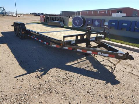 2021 PJ Trailers 22' EQUIPMENT TILT in Montezuma, Kansas - Photo 6
