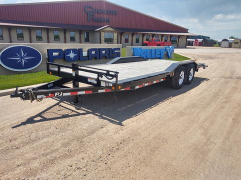 "2019 PJ Trailers 20'X6"" CHANNEL SUPER-WIDE in Montezuma, Kansas - Photo 2"
