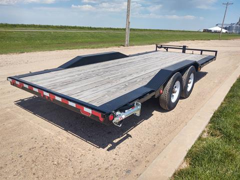 "2019 PJ Trailers 20'X6"" CHANNEL SUPER-WIDE in Montezuma, Kansas - Photo 5"