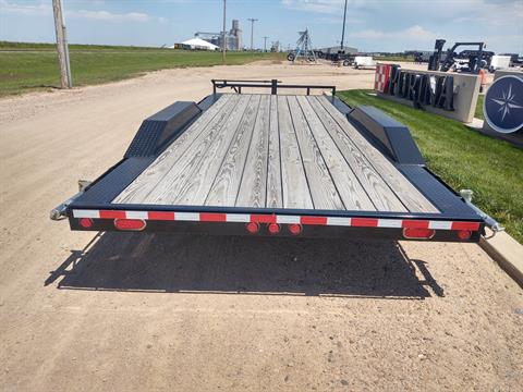"2019 PJ Trailers 20'X6"" CHANNEL SUPER-WIDE in Montezuma, Kansas - Photo 6"