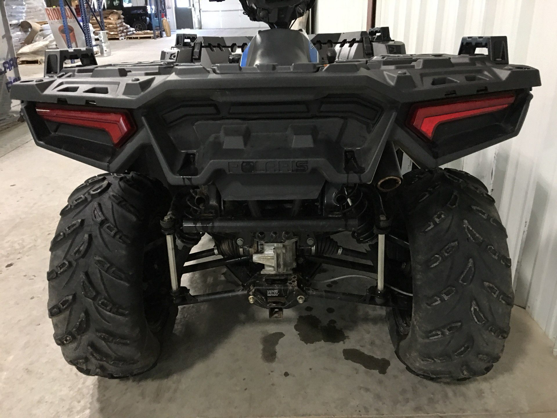 2017 Polaris Sportsman 850 SP in Montezuma, Kansas - Photo 3