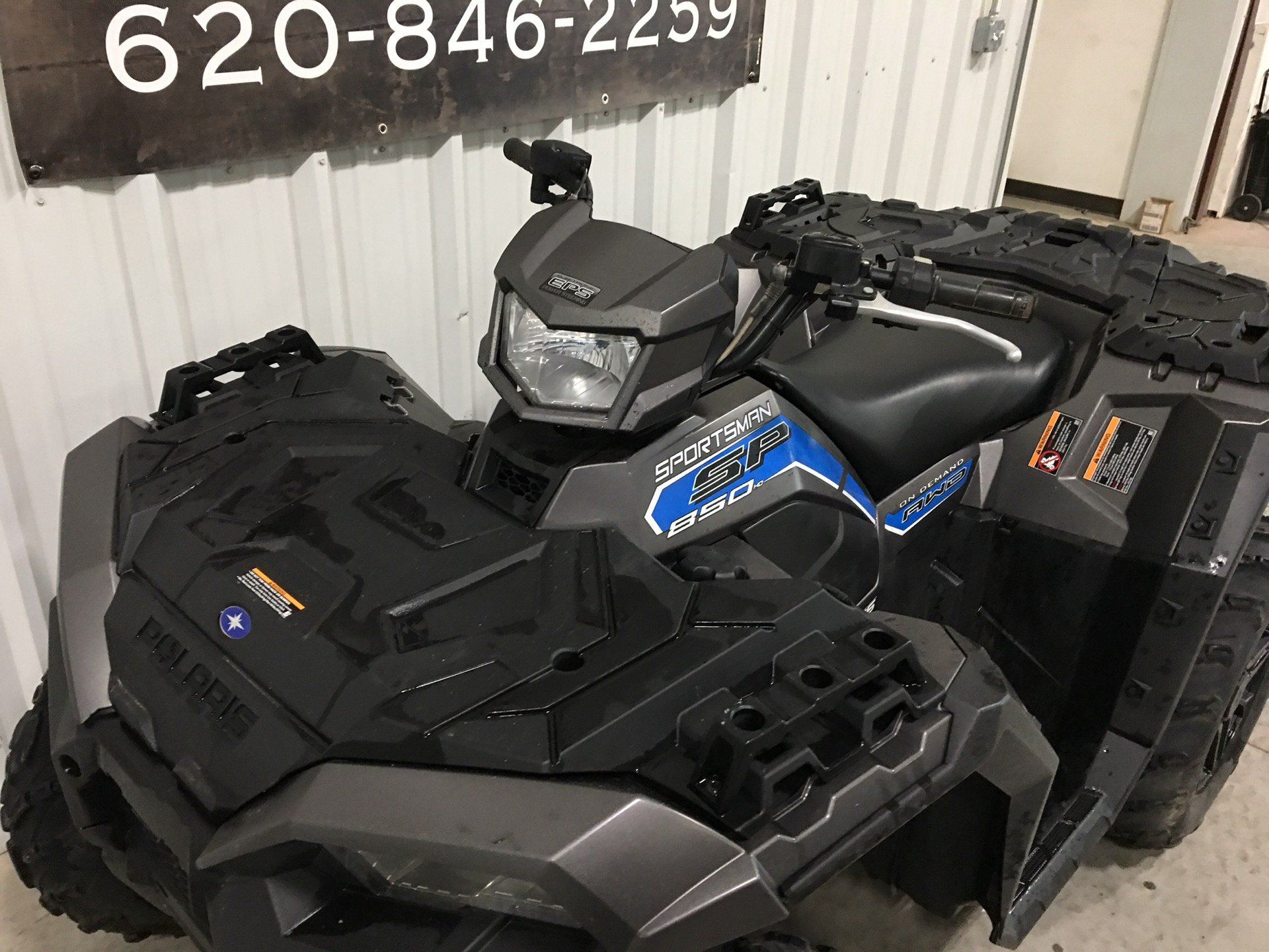 2017 Polaris Sportsman 850 SP in Montezuma, Kansas - Photo 6