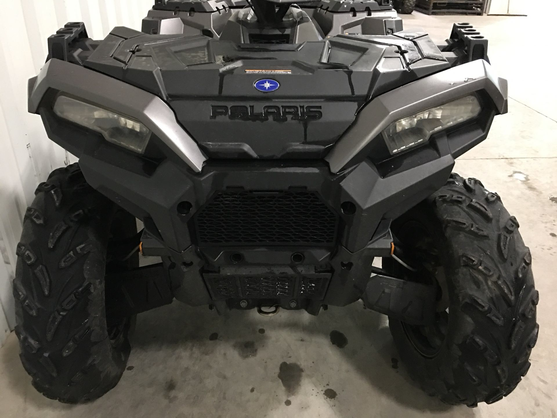 2017 Polaris Sportsman 850 SP in Montezuma, Kansas - Photo 7