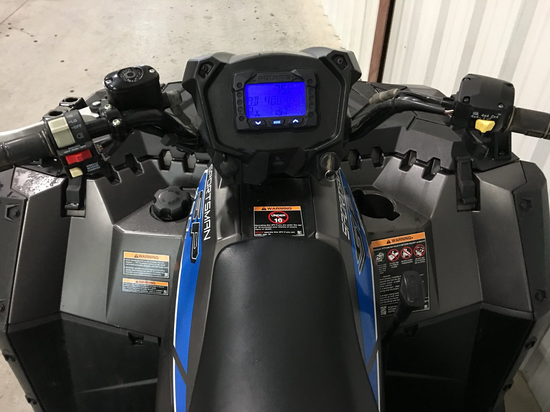 2017 Polaris Sportsman 850 SP in Montezuma, Kansas - Photo 11