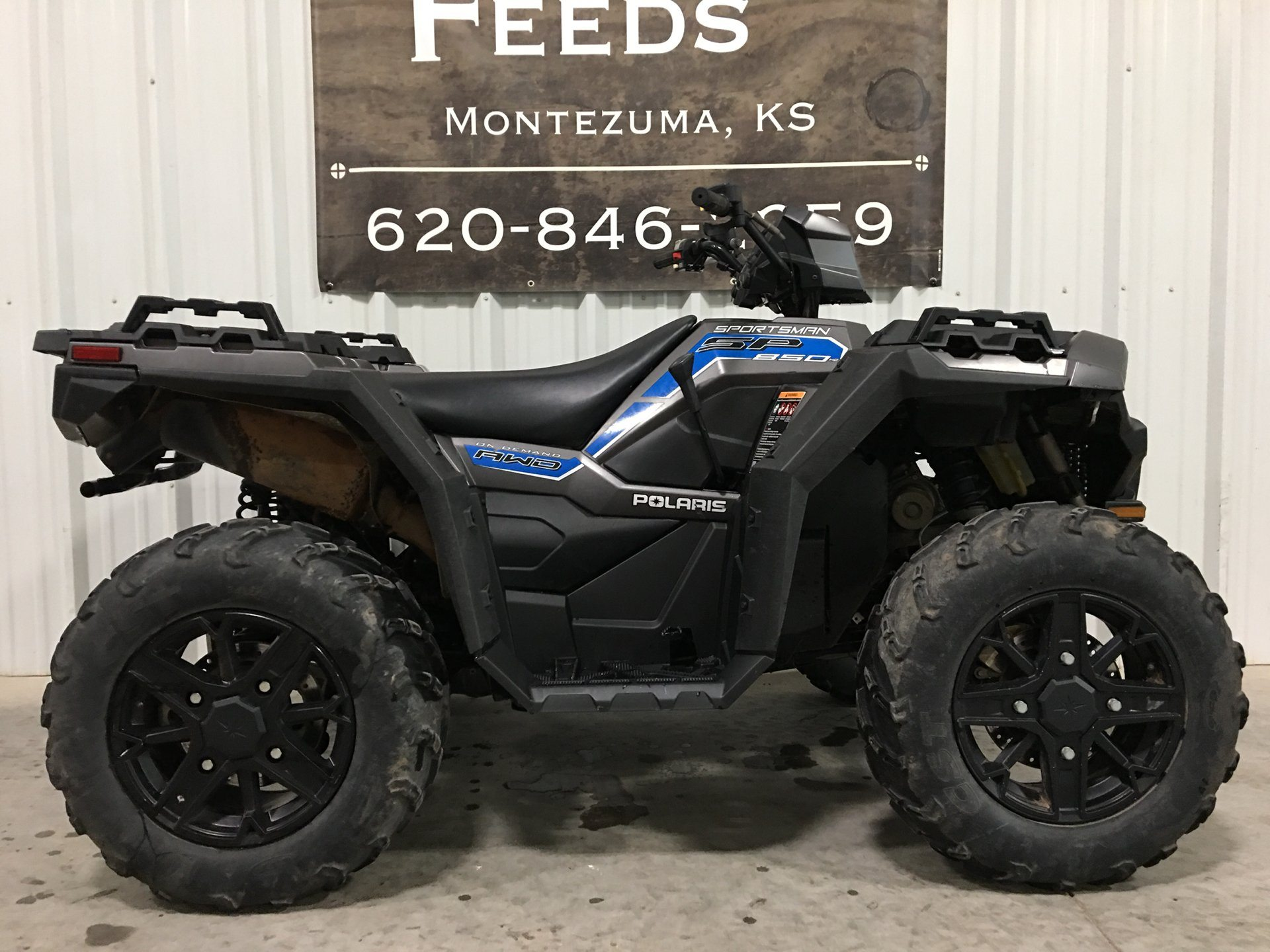 2017 Polaris Sportsman 850 SP in Montezuma, Kansas - Photo 8