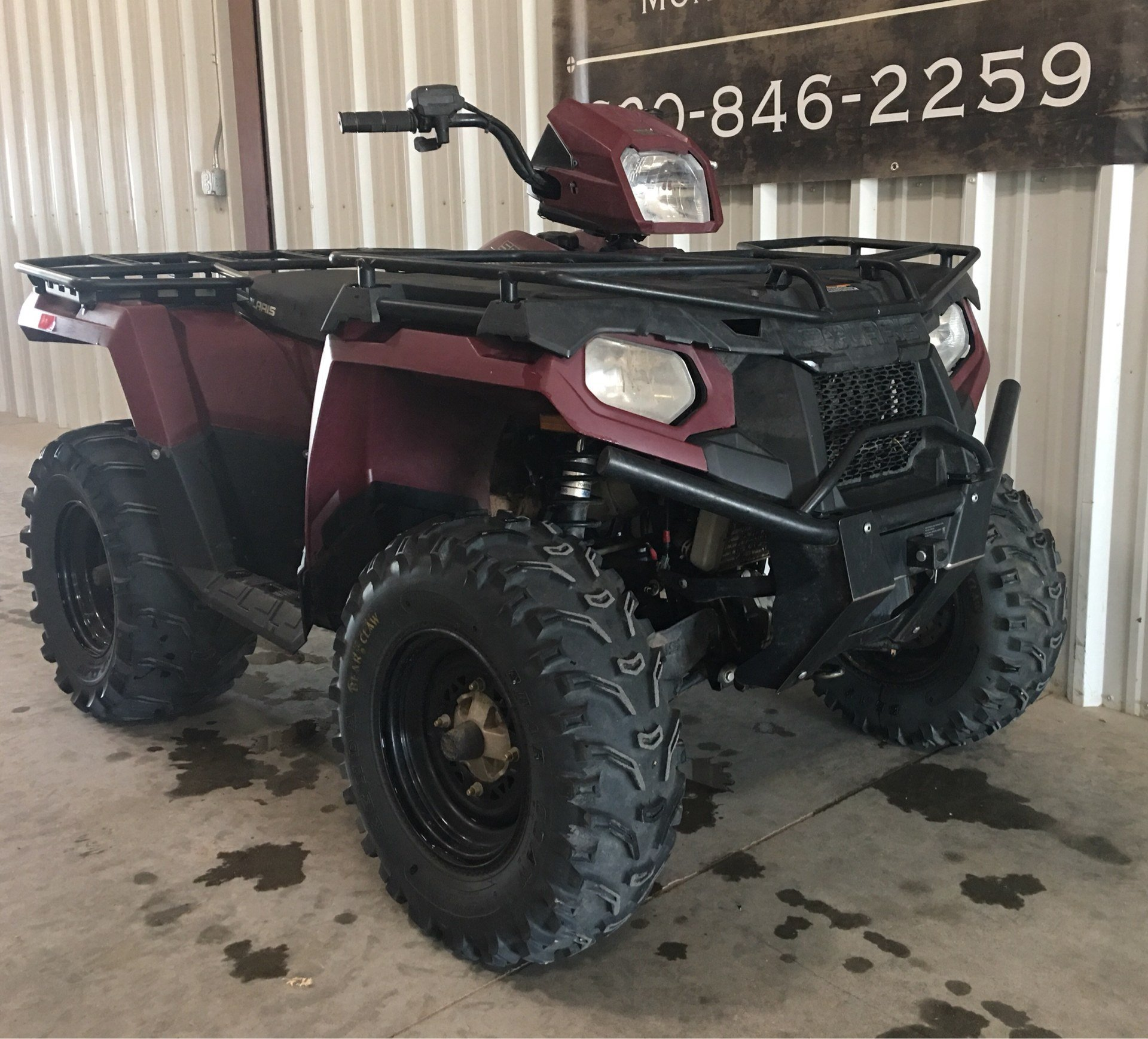 2017 Polaris Sportsman 570 EPS Utility Edition in Montezuma, Kansas - Photo 17