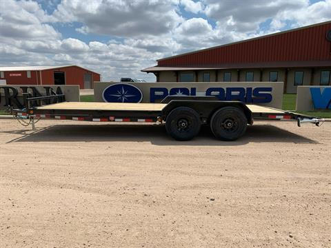 2020 PJ Trailers 20' EQUIPMENT in Montezuma, Kansas - Photo 1
