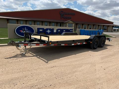2020 PJ Trailers 20' EQUIPMENT in Montezuma, Kansas - Photo 2